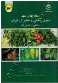 بیماری های مهم سبزی، صیفی و جالیز در ایران