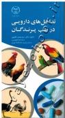 تداخل های دارویی در طب پرندگان